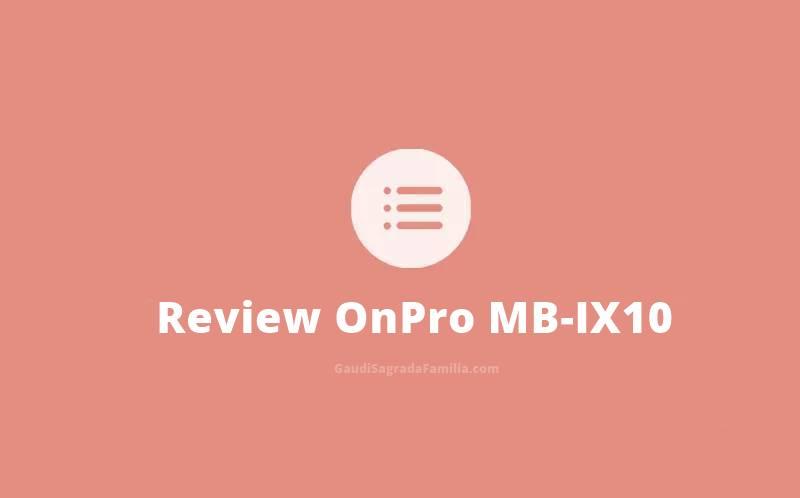 Review Onpro Mb Ix10 Power Bank Terbaik Di Kelasnya